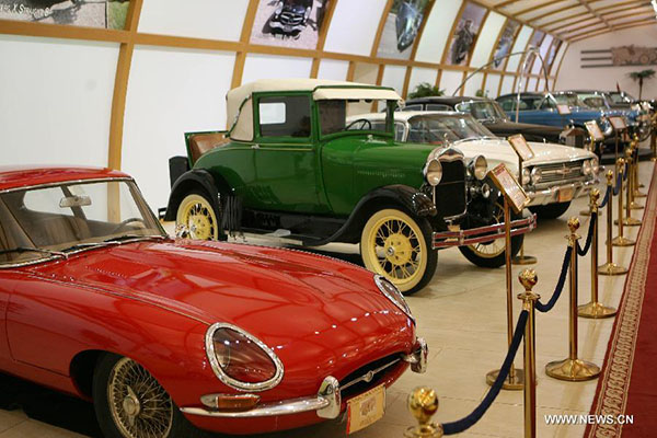 Vintage Classic Cars Museum