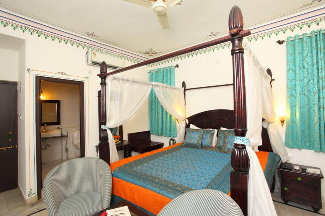 Deluxe Family rooms Udaipur