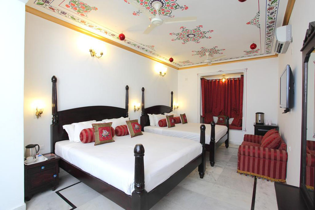 Best Boutique hotel Udaipur